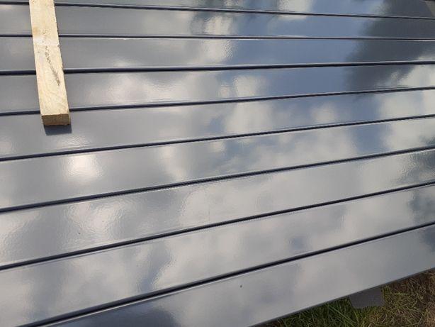 Słupki 60x40 TRANSPORT 2,0 m slupek panele ogrodzeniowe ogrodzenia 3d