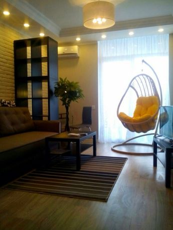 Оренда 1-кімнатної квартири в новобудові на пр.Чорновола