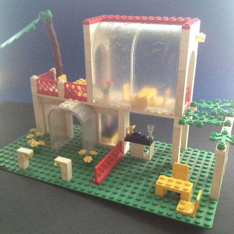 LEGO zestaw 6376 Breezeway Cafe 1990