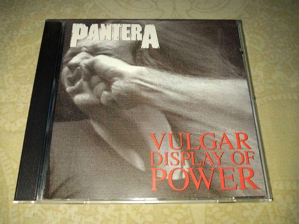 "Pantera ""Vulgar Display of Power"" фирменный CD Made In Germany."