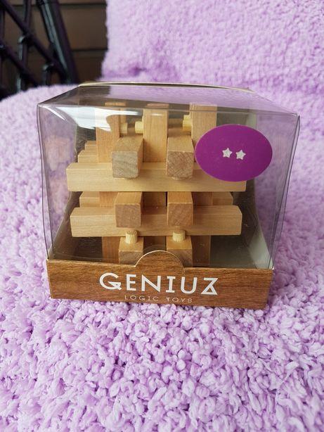 Gra puzzle 3D - Geniuz