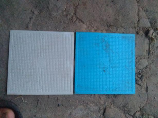Пласмасова плитка для ванної кімнати
