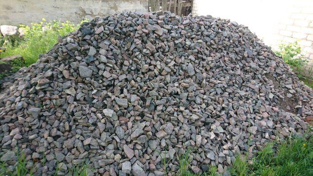 Щебенка камень декоративный