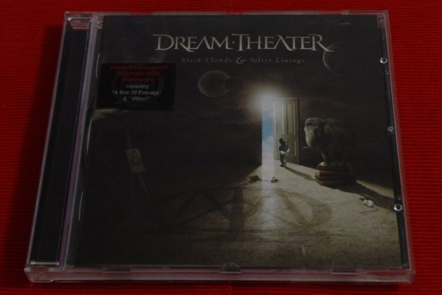 Dream Theater - Black Clouds & Silver Linings - CD