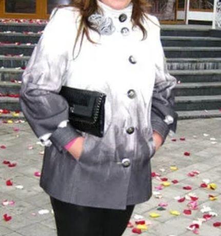 Пальто осеннее короткое