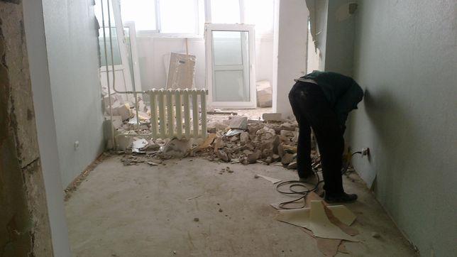 Демонтаж любой сложности.Разборка домов, сараев,хоз построек,гаражей..