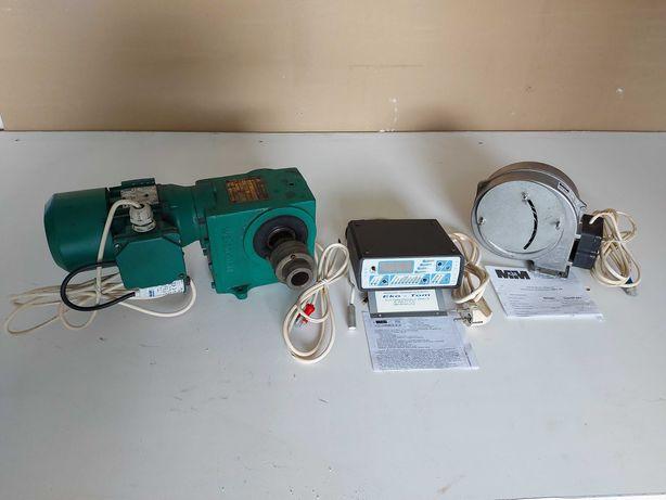 Zestaw napędowo-sterowniczy do kotłów C.O z podajnikiem - 100% sprawny