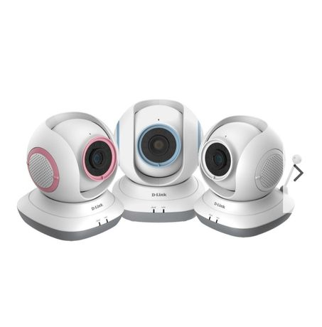 D-Link DCS-855L Niania elektroniczna z obrotową kamerą EyeOn Baby