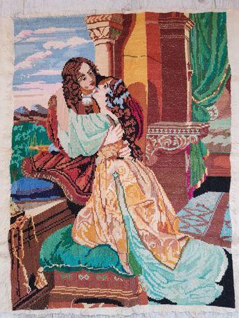 """Вышитая картина крестиком """"Ромео и Джульетта """""""
