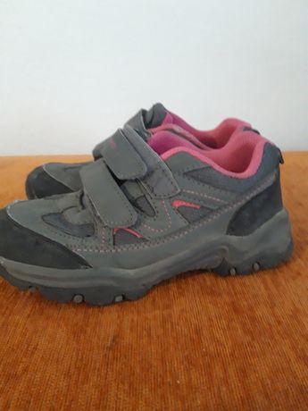 Buty trekkingowe, w góry dla dziewczynki