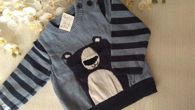 Детский свитер (новый)