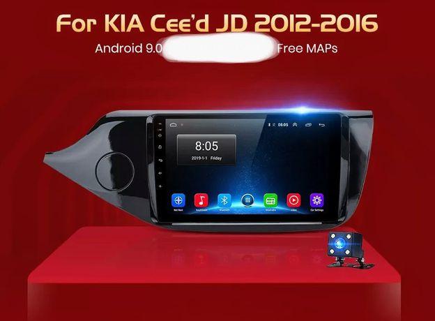 Auto radio Kia Ceed II 2012-16