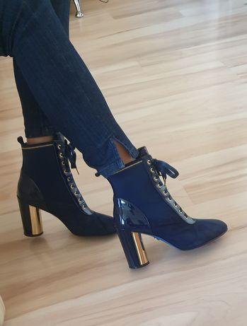Итальянские ботинки Loriblu
