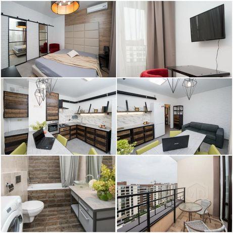ЖК ParkLand Продам 1к квартиру в КУБе с гардеробными и балконом