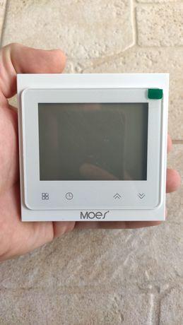 Терморегулятор теплого пола Moes Wi-Fi термостат для газового котла