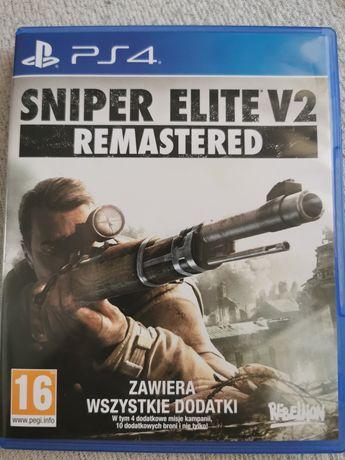 Sniper Elite v2 PS4
