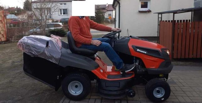 sprzedam traktorek Husqvarna tc238T