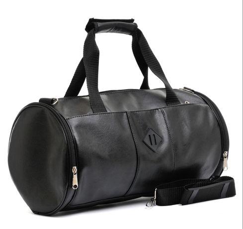 Сумка бочка из Экокожи ! Молодежная, стильная сумка на каждый день !