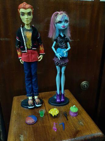 Brinquedos da Monster High