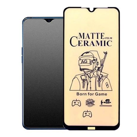 Гибкое матовое стекло Xiaomi Mi A2 9 T redmi 7 8 А Note 5 7 8T 8 9 pro