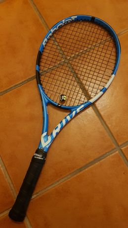 Raquete ténis Babolat Pure Drive - pouco usada