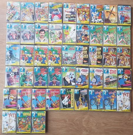 Jogos ZX Spectrum Originais - 2