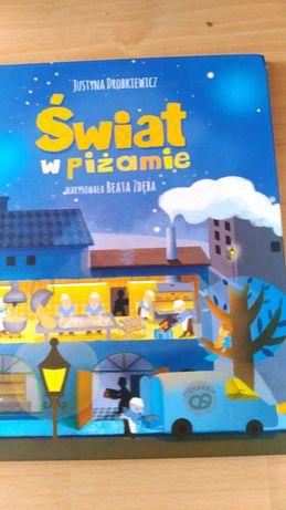 Świat W Piżamie Książka Dla Dzieci
