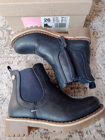 Nowe Buty dla dziewczynki rozm.26 Nelli Blu