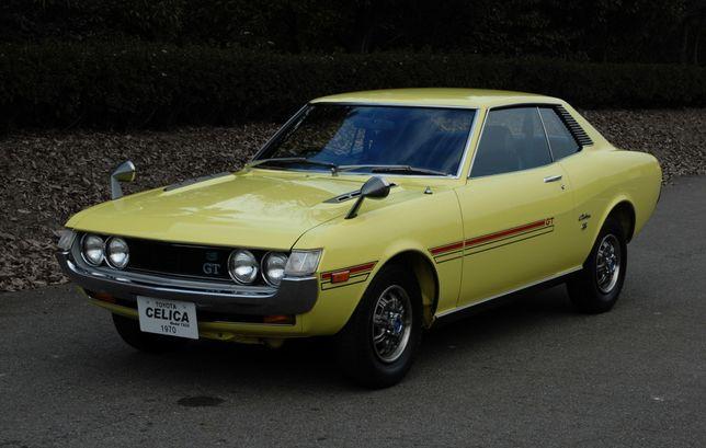 Toyota Celica TA22