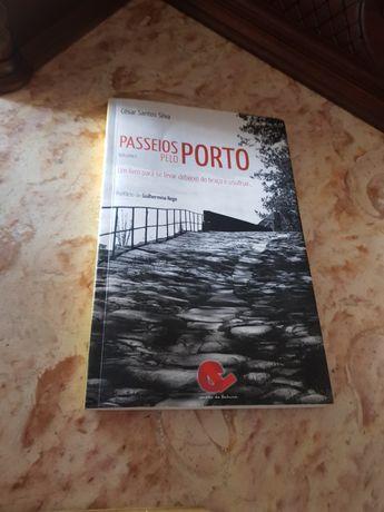 """Livro """"passeios pelo porto"""""""