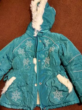 Зимний комбинезон. Зимняя курточка