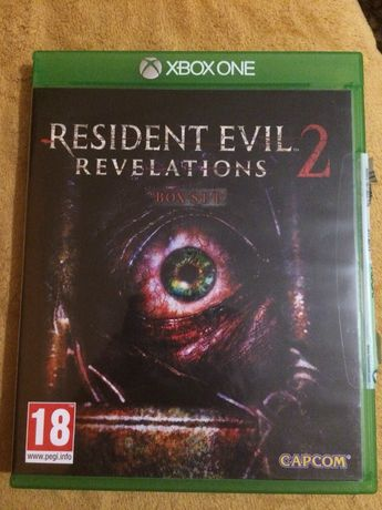 Resident Evil 2 Revelations Xbox one