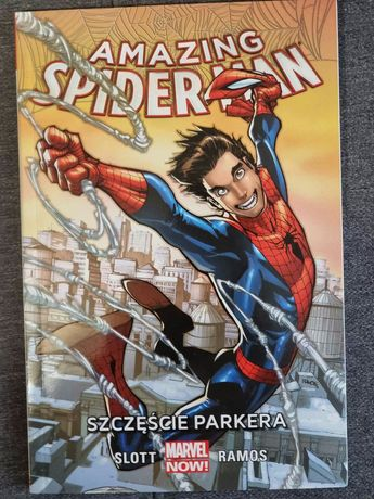 Amazing Spider-Man. Szczęście Parkera.