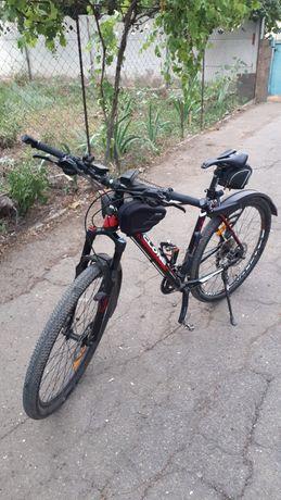 Велосипед Cyclone 27.5 рама 21