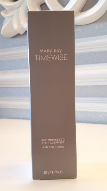 Mary Kay Oczyszczające Żel/Mleczko 4-w-1 Age Minimize 3D™ TimeWise