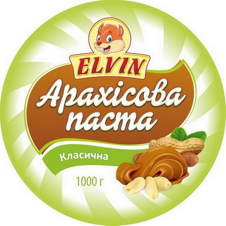 Арахісова паста класична 1000гр ТМ