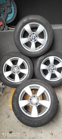 Alufelgi do BMW z oponami hankook 225/60R17