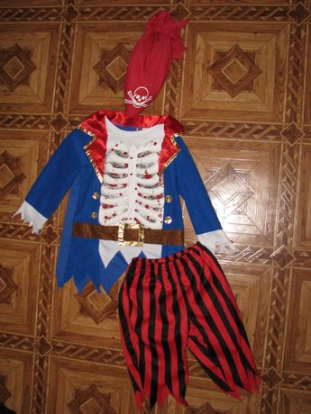 костюм пирата продаю