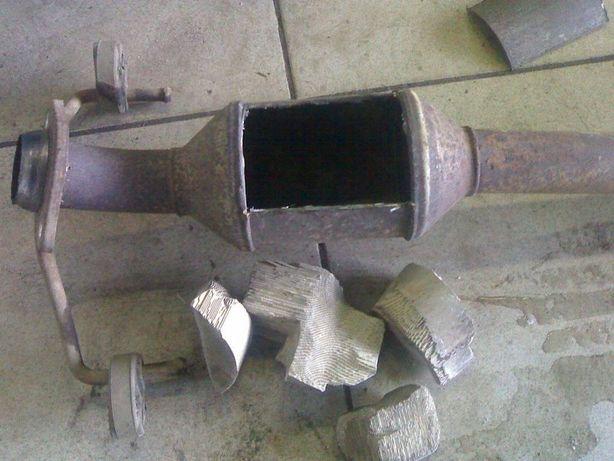 Удаление и покупка старых катализаторов
