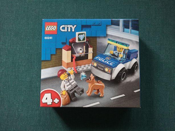 Lego 60241 policjant i złodziej