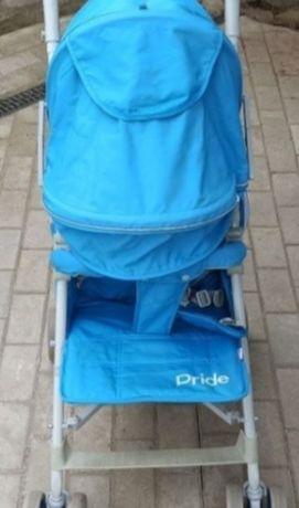 Летняя прогулочная коляска Tilly Pride