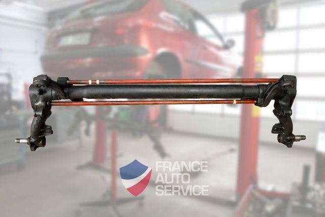 Belka tylna skrętna oś Peugeot 106 - gwarancja 3 lata