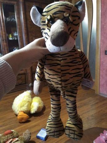 Тигр мягкий