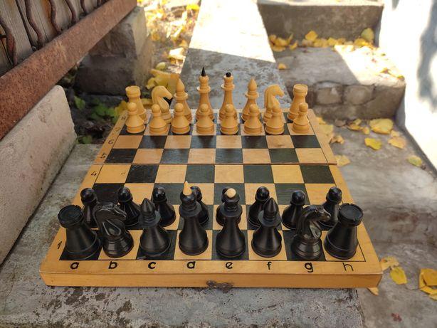 Шахматы СССР под бакилит