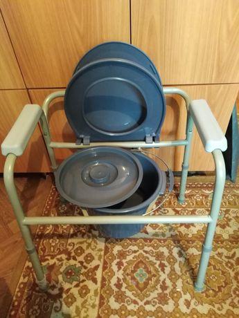 Стілець-туалет для хворих