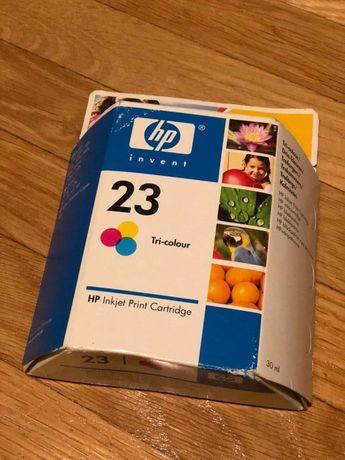 Tusz do drukarki HP 23 C1823DEAAB po terminie