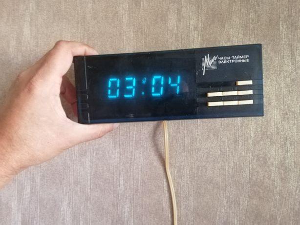 Часы-таймер электронные «Миг»