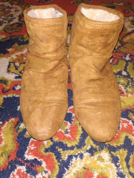 Осенние сапожки, полусапожки, ботиночки