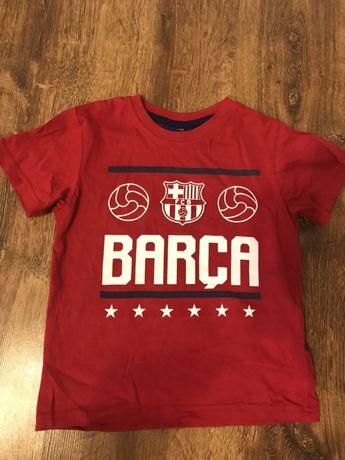 Bluzka chłopięca FC Barcelona