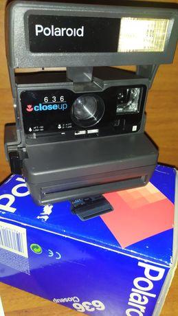 Polaroid 636 фотоаппарат